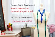 Fashion Brand Development Workshop at ESMOD