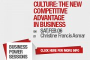 Culture: The New Competitive Advantage In Business