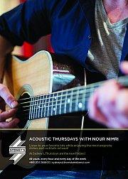 Acoustic thursdays with Nour Nimri At Sydney's