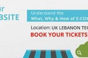 Plan and start your E-commerce website in Lebanon