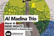 Trio Al Madina Live at Radio Beirut