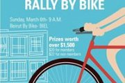 AIChE's Second Annual Rally By Bike