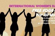 International Women's Day FREE YOGA Class