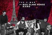 Bleu Blanc Rouge Band at Junkyard