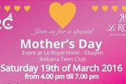 A Very Special Mother's Day at Le Royal Hotel-