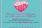 Super Mom's Day At JOUE CLUB