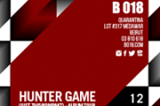 Hunter Game with Ziad Ghosn at B018.