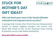 Stuck for Mother's Day Gift Ideas?