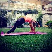 Intro to yoga at Mandala
