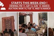 Live Art & Furniture Auction Starts this Week-End!