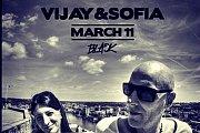 Black presents Vijay & Sofia