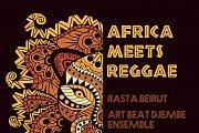 Africa meets Reggae (Rasta Beirut - Art Beat)