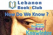 Lecture: How Do We Know?
