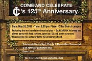 IC 125th Anniversary Dinner Party