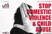 Stop Domestic Violence & Child Abuse