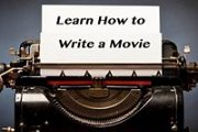 How to Write a Movie Script workshop