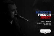 Alecco's French Night at Smoking Barrels