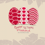 Easter Egg Tapping Weekend at Tokyo Middle East