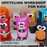 Up Cycling Kids Workshop
