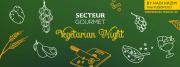 Secteur Gourmet - Vegetarian Night