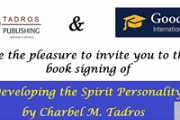 Book Signing: Developing the Spirit Personality