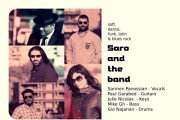 Saro & the Band Live @ Quadrangle