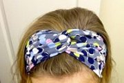 Sewing and Crafting Workshop: Make Your Own Hair Accessories