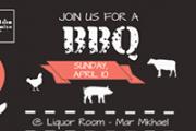 Sunday BBQ at Liquor Room