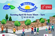 Discover Monot-Huvelin Car Free Day - By Achrafieh 2020