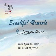 Beautiful Moments - Solo Exhibition by Soraya Obeid