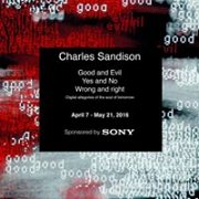 Charles Sandison: Good and Evil, Yes and No, Wrong and Right