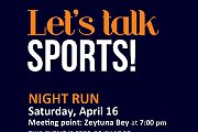 Let's Talk Sports!