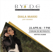 Beirut Young Fashion Designers Competition 2nd Edition