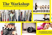 Open art day for children @ The Workshop