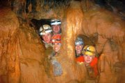 Caving with Adventures in Lebanon