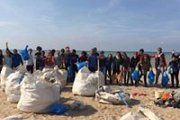 SAVE SUMMER Nahr el Kalb Beach Rescue with Recycle Lebanon