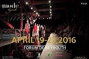 La Mode a Beyrouth 2016