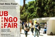 AUB 2016 NGO Fair
