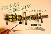 Tune In Workshop | Make your own instrument