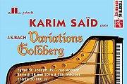 Karim Saïd - Variations Goldberg