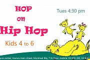 "Hop On ""Hip Hop"""