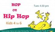 """Hop On """"Hip Hop"""""""