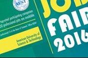 AUST Job Fair
