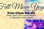 Full Moon Yoga (FREE CLASS)
