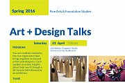 ART + DESIGN Talks