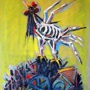 RUBBLE. Nabil Abou Hamad Art Exhibition