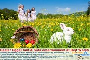 Spring Family Lunch Buffet & Easter Egg Hunt at Beit Wadih