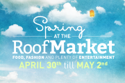 Spring at the Roof Market - Citymall