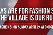 Fashion Show at The Village Dbayeh