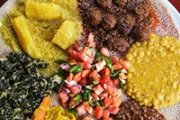 Rahel's Monthly Ethiopian Lunch